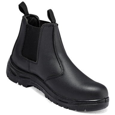 Titan Chelsea S1P SRC Safety Boot Black EXCHELSEA