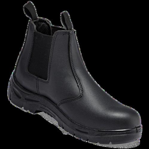 Titan Chelsea S1P SRC Safety Boot Black