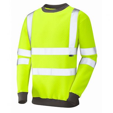 WINKLEIGH Class 3 Crew Neck Classic Sweatshirt