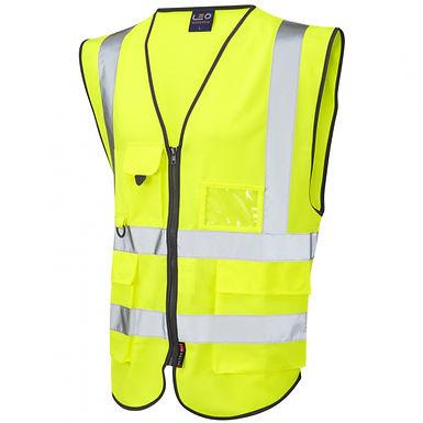 Lynton ISO 20471 Class 2* Superior Waistcoat EXW11
