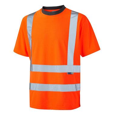 Braunton ISO 20471 Class 2 Coolviz T-Shirt EXT02