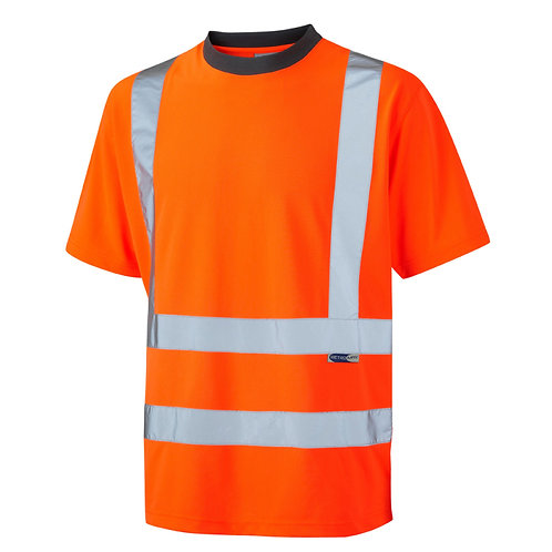 LEO BRAUNTON Coolviz T-Shirt (EcoViz)