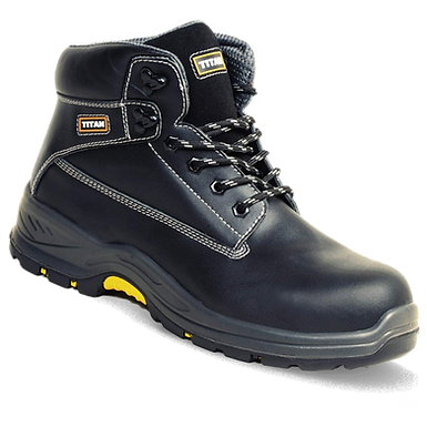 Titan Holton S3 SRC Safety Boot Black EXHOLTON