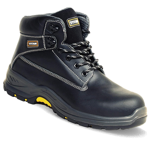 Titan Holton S3 SRC Safety Boot Black