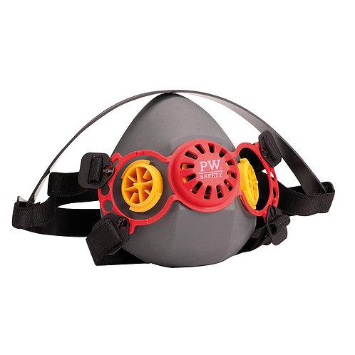 Geneva Silicone Half Mask EXP430
