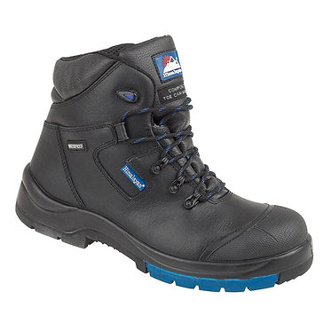 "EX5160 Himalayan Black HyGrip ""Waterproof"" Safety Boot"