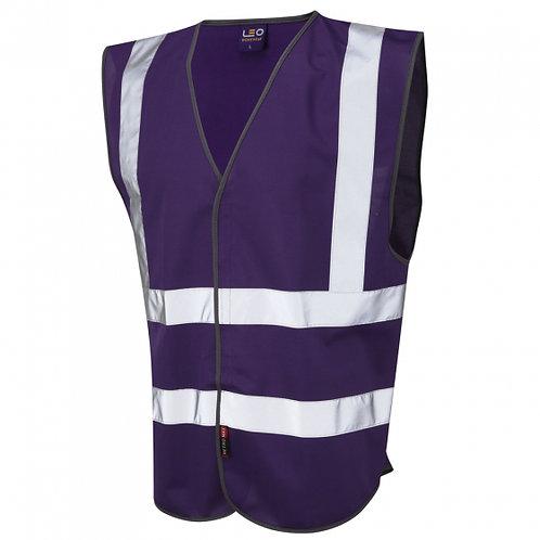 Single Colour Reflective Waistcoat (Non ISO 20471)
