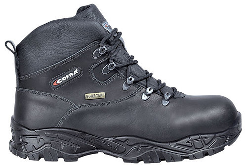 Cofra Warren S3 WR SRC Gore-Tex Safety Boot Black EXWARREN
