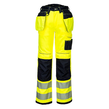 PW3 Hi-Vis Holster Work Trouser EXT501