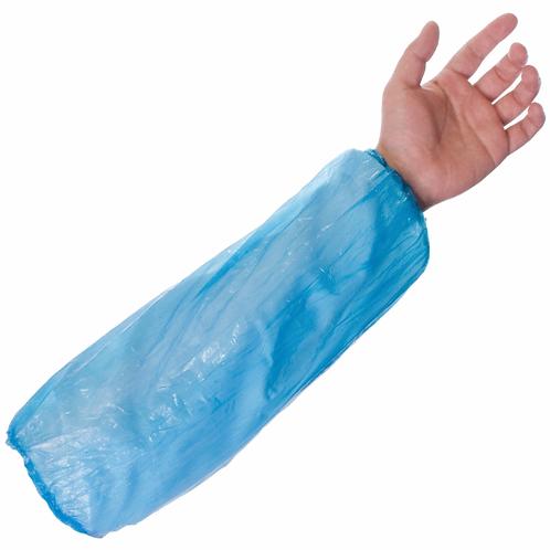 Blue Polyethylene Over sleeves (2000pc) EXOSLPB