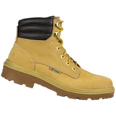 Cofra Kaibab S3 SRC Honey Safety Boot EXKAIBAB