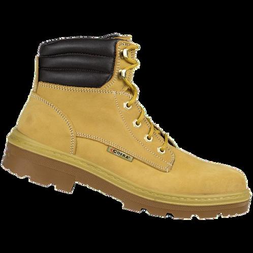 Cofra Kaibab S3 SRC Honey Safety Boot