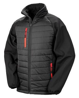 Compass Padded Softshell Jacket EXR237X