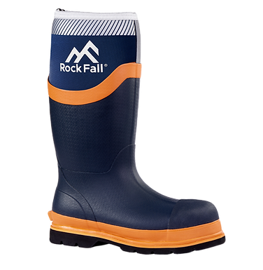 Rockfall RF290 Silt S5 CI HRO SRC Neoprene Wellington Boot EXRF290