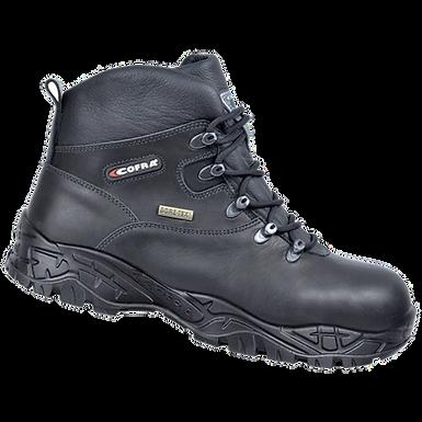 Cofra Warren S3 SRC Gore-Tex Safety Boot Black