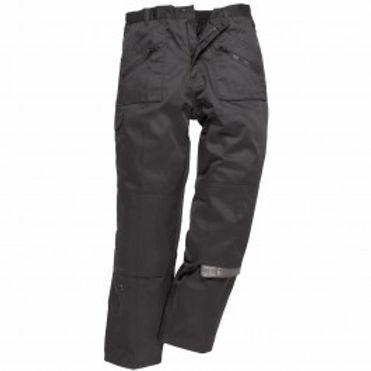 C887 Action Trousers Black Medium T