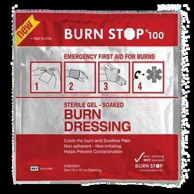 Burn Stop Dressings