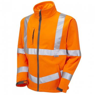 Buckland ISO 20471 Class 3 Softshell Jacket EXSJ01