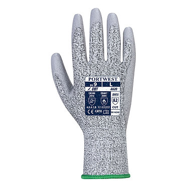 LR Cut B PU Palm Glove EXA620