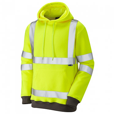 Goodleigh ISO 20471 Class 3 Hooded Sweatshirt EXSS04