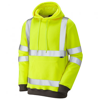 Goodleigh ISO 20471 Class 3 Hooded Sweatshirt EXSS04
