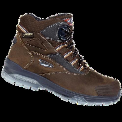 Cofra Michelangelo S3 SRC GORE-TEX Brown Safety Boot