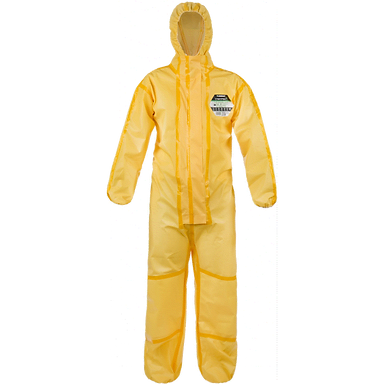 (10 Case) ChemMax® 1 Type 3,4,5 & 6 Coverall EXCT1S428