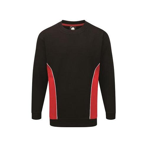 Silverswift Two Tone Sweatshirt EX1290