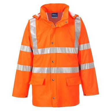 Sealtex Ultra Unlined Jacket Orange EXRT50