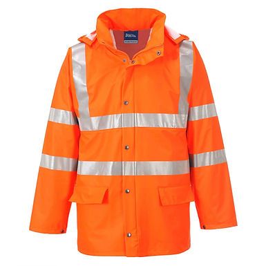 Sealtex Ultra Unlined Jacket Orange EXRT50