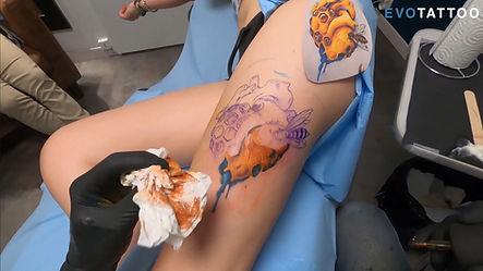 Formation tatouage Evotattoo, methodologie des tatouages