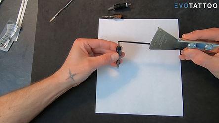 Formation Evotattoo matériel de tatatouage