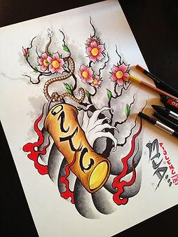 EvoTattoo MedTattoo formation tatouage magazine ITC