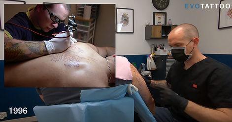 MedTattoo, formateur EvoTattoo pour formation tatouage