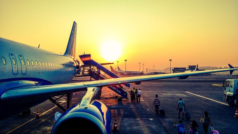 runway, ramp, airport, plane, travel