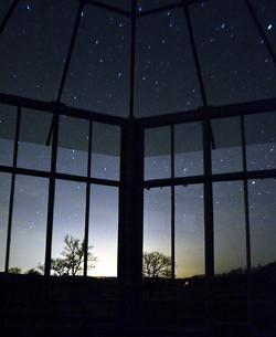 nid aux étoiles: nuit