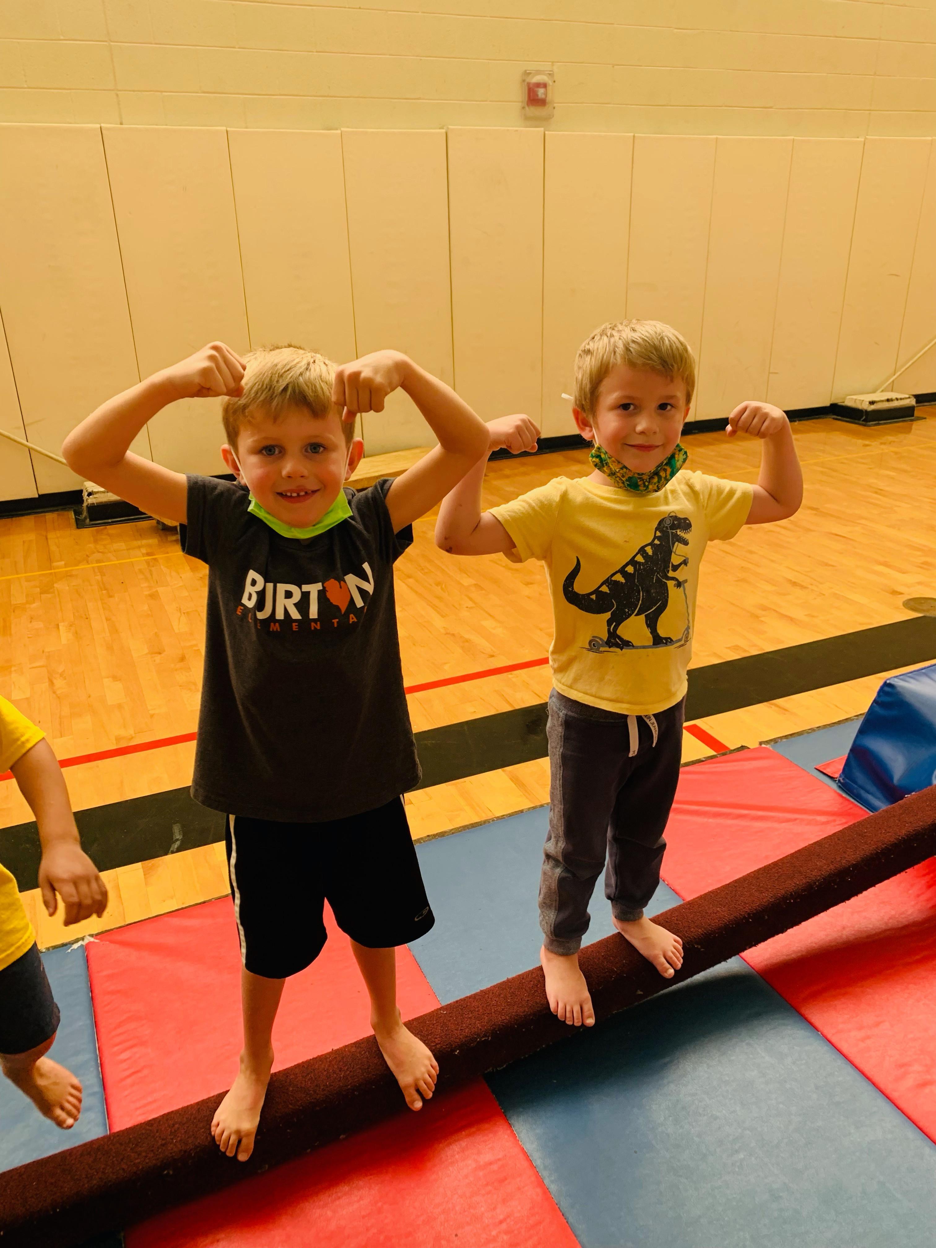Gymnastics Ages 4-6