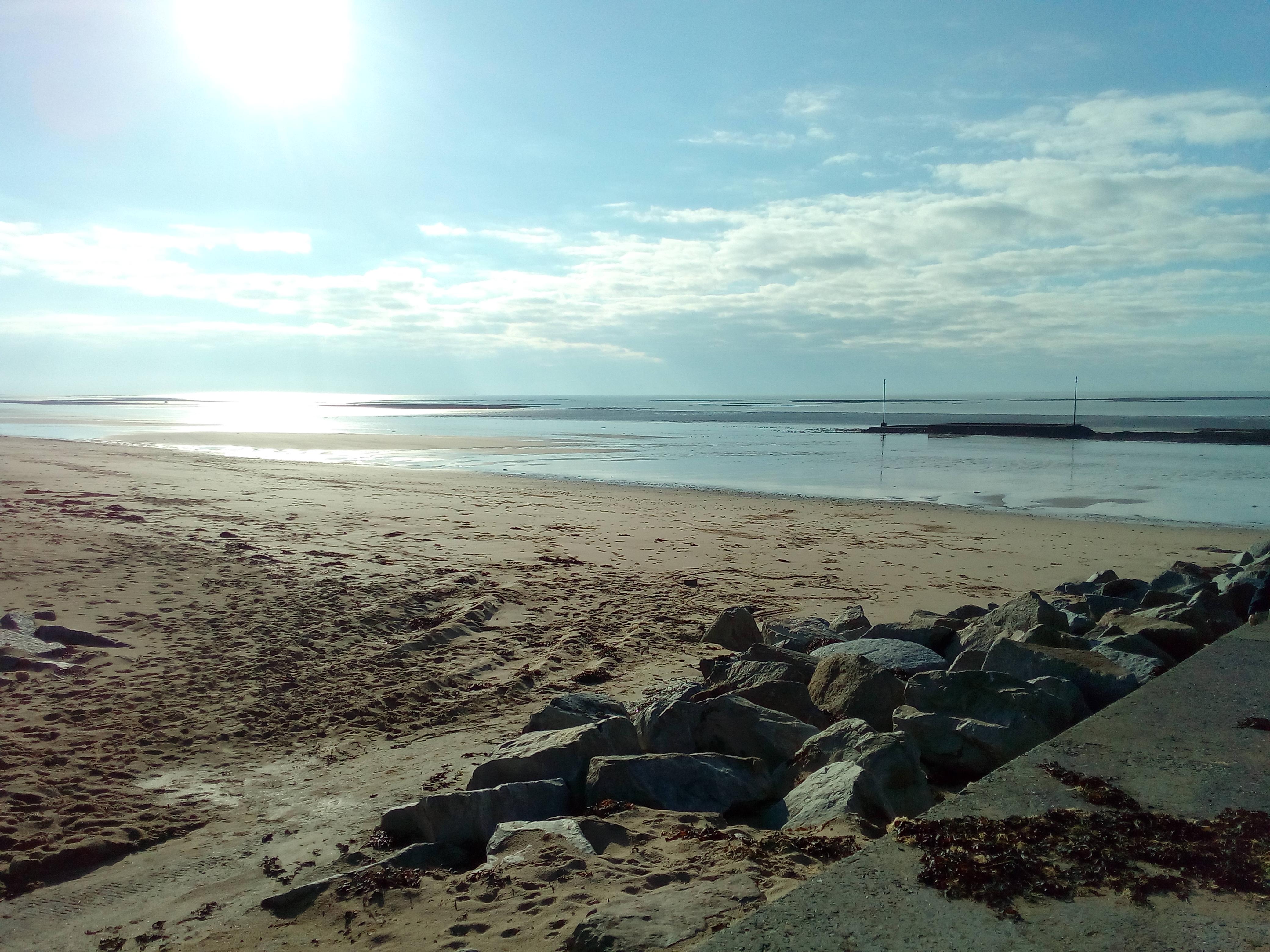 Pirou plage