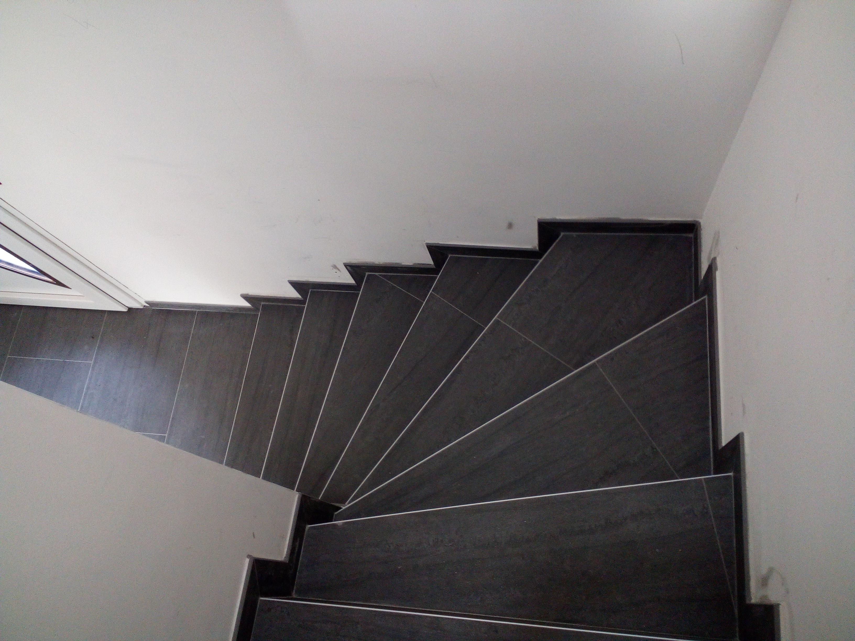 Rénovation escalier intérieur