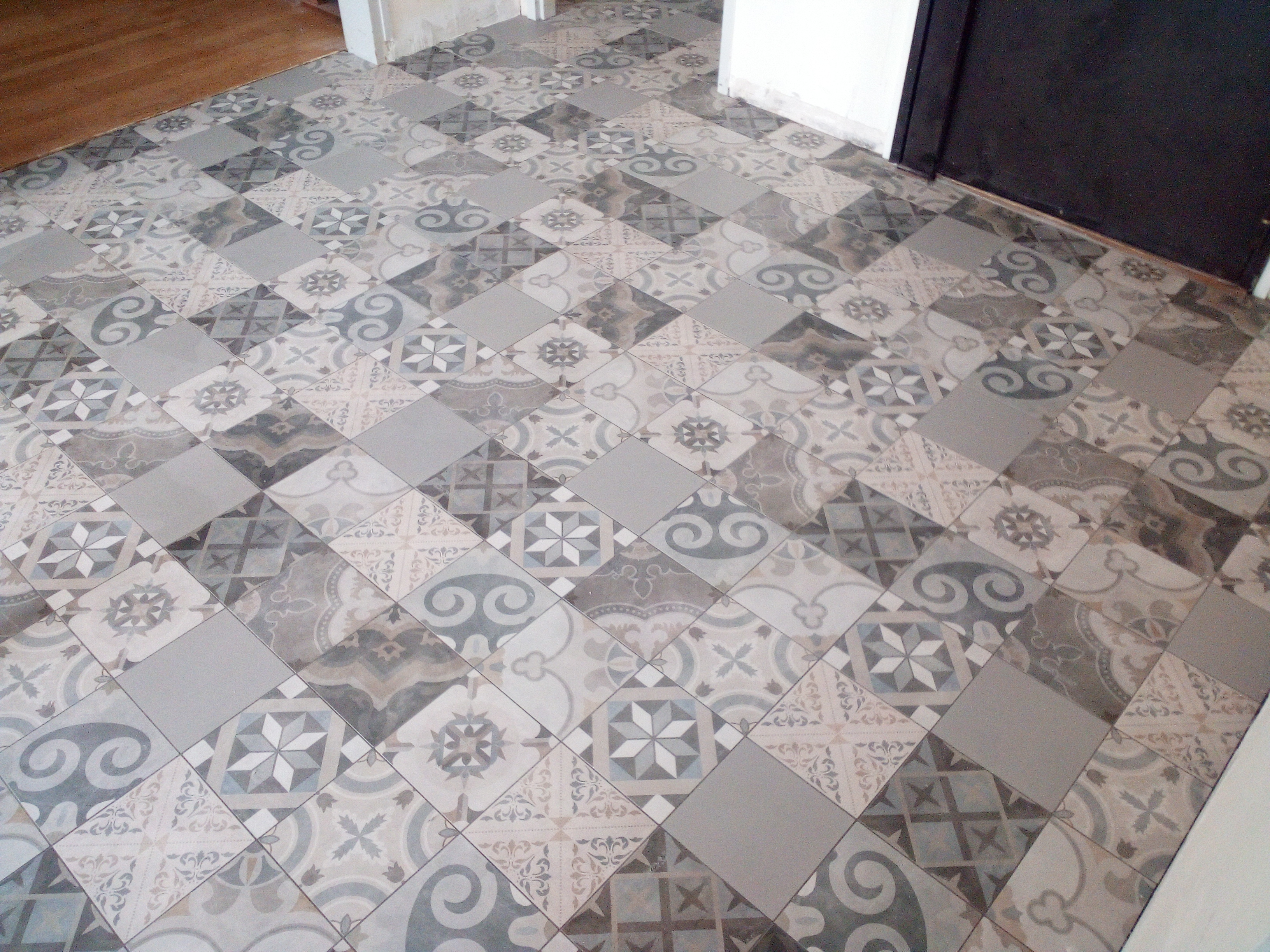 carreaux ciment carrelage
