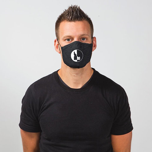 Idaho Shirts AllMask Black
