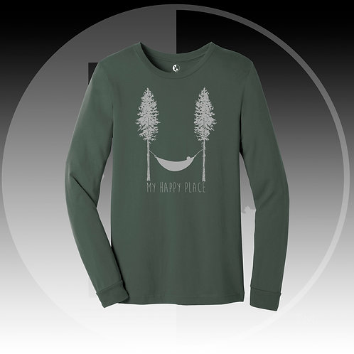 Happy Place Long Sleeve WS