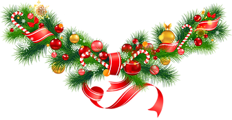 Transparent_Christmas_Pine_Garland_with_