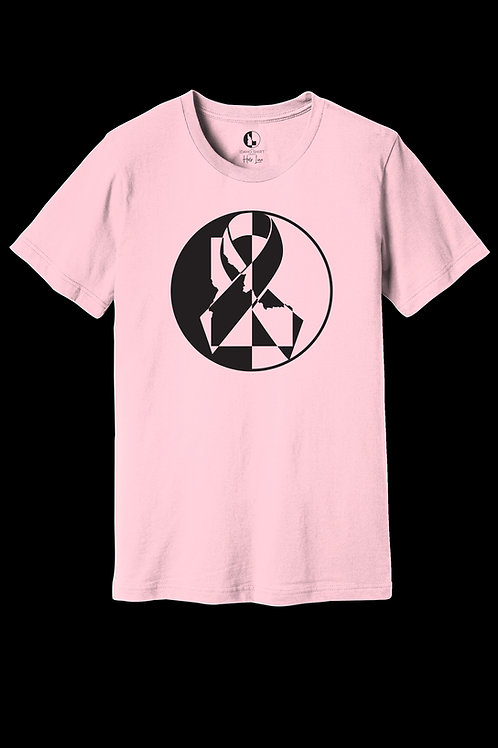 Help Line Breast Cancer Tee