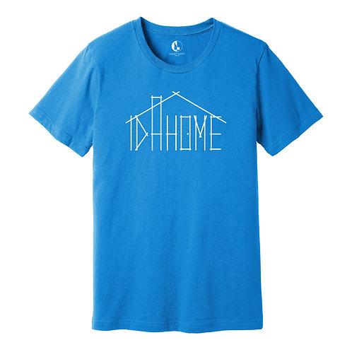 IDAHOME Blue Tee