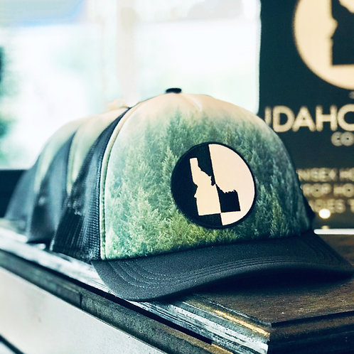 10 PACK Idaho Forest Snapback