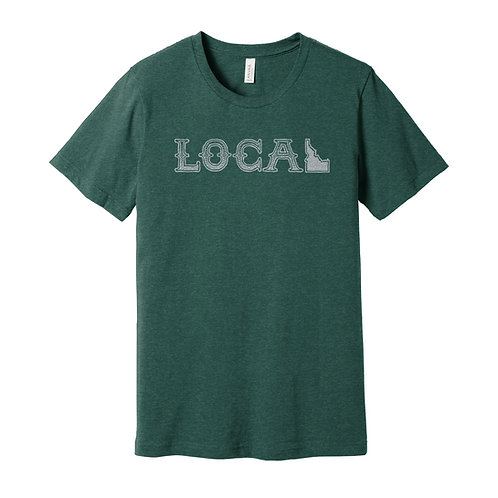 LOCALS ONLY Tee WS