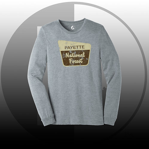 Payette National Forest Long Sleeve WS