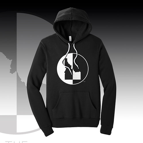 OG Black Logo Hoodie