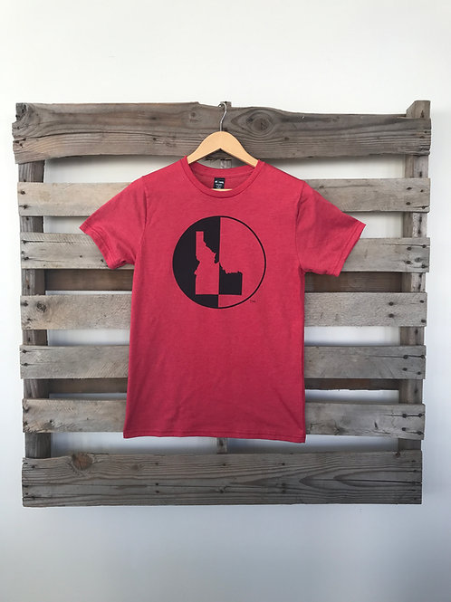 Idaho Shirts Logo Tee AllMade Red WS